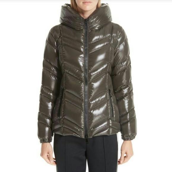 884d0c417 New Moncler Fuligule Guibbotto Hooded Puffer Coat